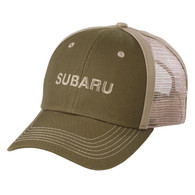 Subaru Green Hat