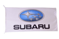 Subaru Flag 3D design