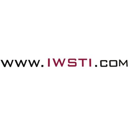 IWSTI Text Only Vinyl Sticker