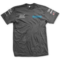 Subaru Rally Team USA Official Team Shirt (front)