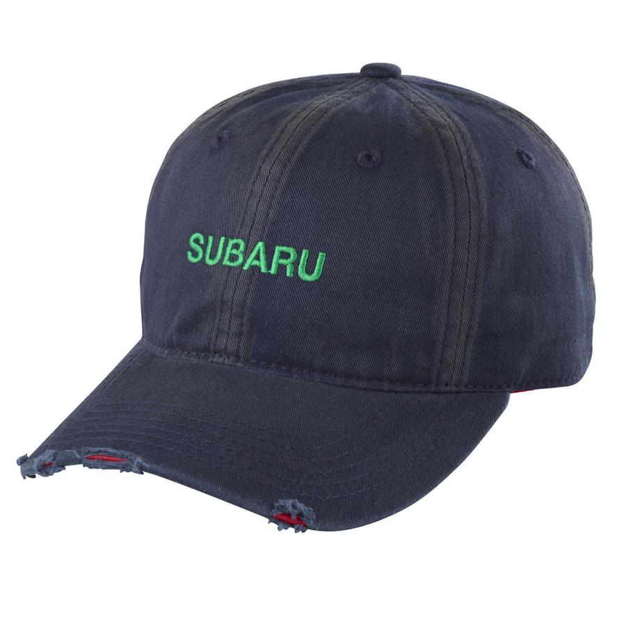 Distressed SUBARU Womens Hat c616b7c7b74