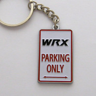 Parking Only Keychain