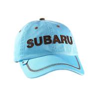 Subaru Hat w/Contrast Stich - Womens