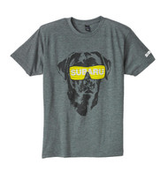 Subaru Dog With Sunglasses T-Shirt