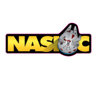 NASIOC Limited Edition Millennium Falcon Decal