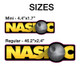 NASIOC Limited Edition Millenium Falcon Decal Sizes