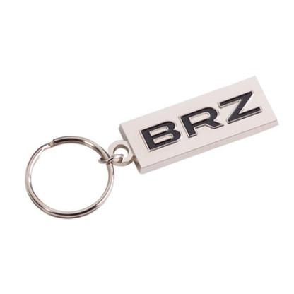 Subaru BRZ Metal Keychain