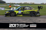 2017 SUBARU Enthusiast Calendar - Poster