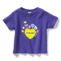 Subaru Toddler T-Shirt - Girl