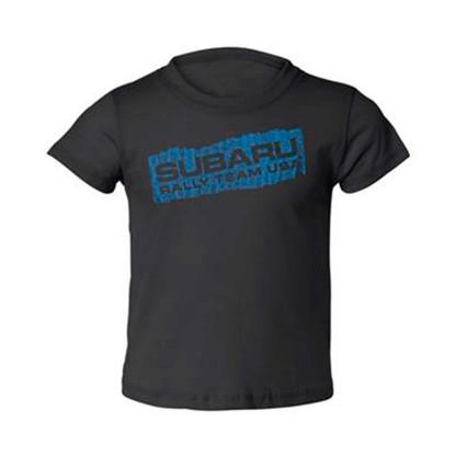 SUBARU Rally Team USA Reveal T-Shirt for Toddlers