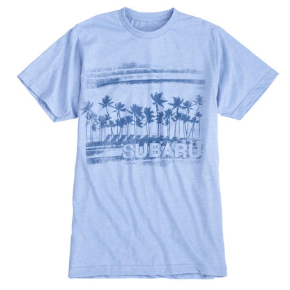 SUBARU Palm Tree T-Shirt
