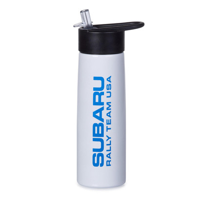 SUBARU Rally Team USA Stainless Steel Bottle (24 oz)