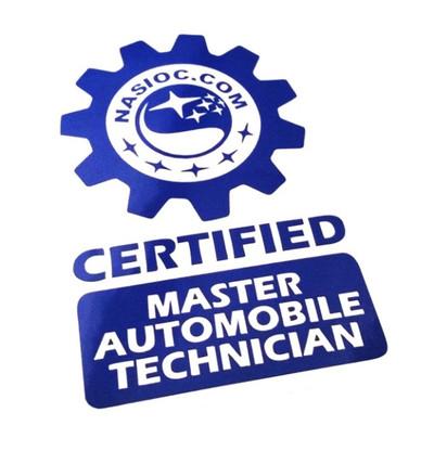 NASIOC Certified Mechanic
