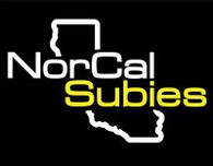 NorCalSubies Side Window Decal (Black/White/Gold)