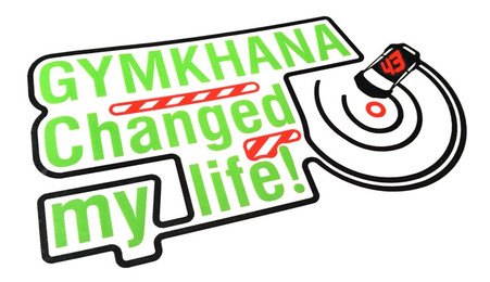Gymkhana changed my life!