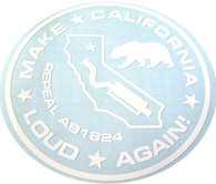 Make CA Loud Again!