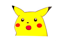 Shocked Pikachu