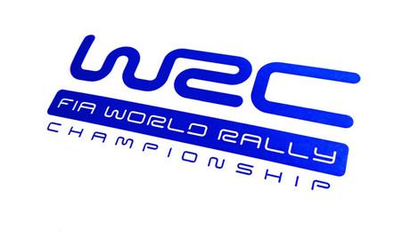 WRC decal