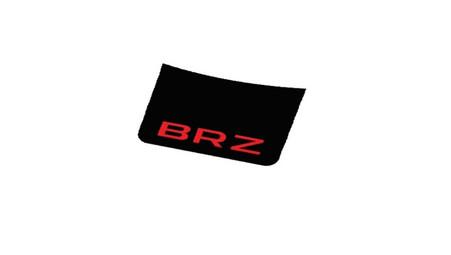 17-20 BRZ Lower Steering Wheel Overlay