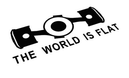 The World is Flat Banner