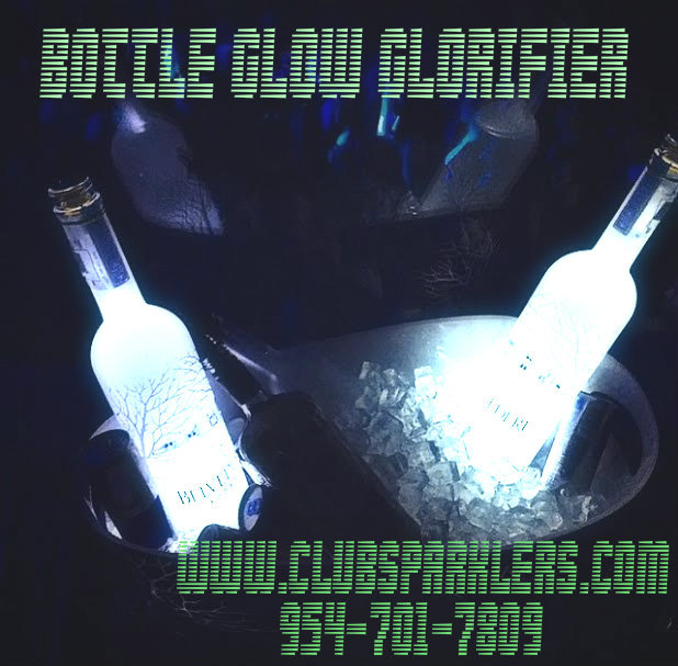 Led Bottle Light Up Sticker