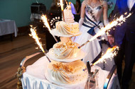 WEDDING CAKE CANDLE SPARKLERS,CAKE SPARKLERS CANDLE