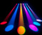 6SPOT LIGHTING SYSTEM for nightclubs & bars
