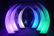 led infallible decorations