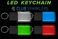 LED Light Up Optical Key-chain