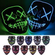 LED Mask  Party Purge