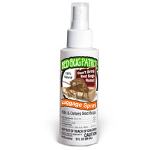 Bed Bug Travel & Luggage Spray