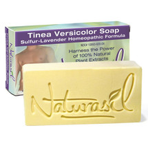 Naturasil Tinea Versicolor Medicated Soap SKU: NTVMS4 UPC: 855822001007
