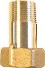 Lead Free Brass Couplings (gasket not shown)