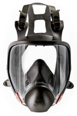 3M FULL FACEPIECE MED 6800