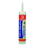 100% CLEAR SILICONE CAULKING