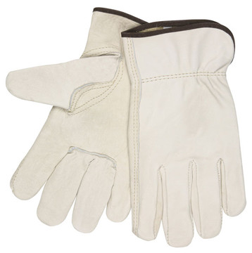 Memphis Leather Drivers Glove - X Small  ***Clearance Item - Price Good While Supplies Last***  From wranglin' to buildin', these gloves are tough for the job! Cowhide is the most commonly used leather due to availability. Characteristics include a good balance between abrasion resistance, dexterity, durability and comfort.
