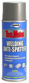 Aervoe 887 Welding anti-spatter is a vegetable based formula that provides a protective film coating to aid in the removal of weld spatter and keeps welding tips and nozzles clean.