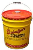 SCHAEFFER'S 214 MOLY GEAR LUBRICANT SAE 80W-140 (5 GAL)