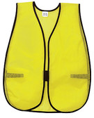 RIVER CITY LIME POLY MESH SAFETY VEST - V200