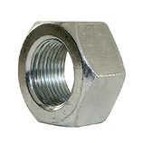 9/16-18 SAE FINISH NUT - GR 5 ZINC