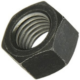 1/4-20 FINISH HEX NUT - GR 8 PLAIN