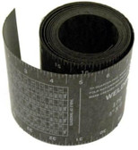 "BEST WELDS 4"" X 4' WRAP AROUND FOR 3-6"" PIPE RA160"