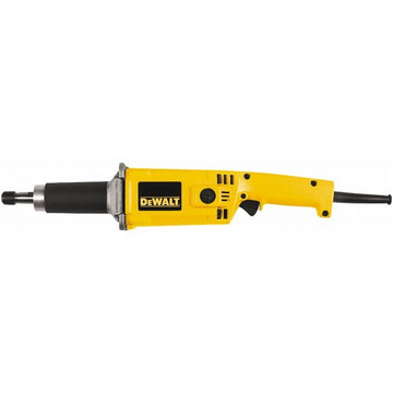 DEWALT Grinders offer professional concrete and metalworking users a wide range of choices. DEWALT Straight and Die Grinders like the DW888 are designed for rigorous use and long life.