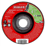 "DIABLO 4‑1/2"" Masonry DC Cut Off Disc ‑ Type 27"