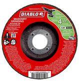 "DIABLO 4‑1/2"" Masonry Grinding Disc ‑ Type 27   TOOLS  CUTS    Item #DBD045250701C"