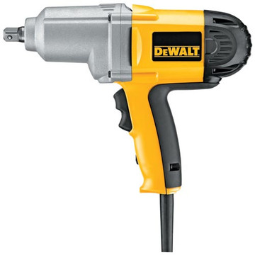 Built for quick driving and easy loosening of stubborn bolts and other hardware, the DEWALT DW292 1/2-Inch Impact Wrench with Detent Pin Anvil is a versatile addition to your tool kit. Featuring a powerful motor and a user-friendly design, this impact wrench easily tackles your largest fastening applications.