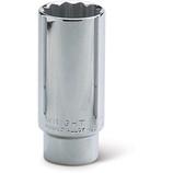 "1//2/"" Drive 12-Point Standard Socket Wright Tool 4142 1-5//16/"""