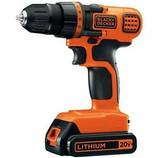 Black and Decker LDX120C 20 Volt Drill Driver