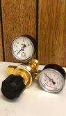 Harris Gas Regulator and Flow Meter Lincoln Electric 9SS24041-32 CLEARANCE SALE