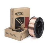 "Lincoln Electric .030"" Super Arc® L-50 Copper Coated Carbon Steel MIG Welding Wire 33# - CLEARANCE ITEM"